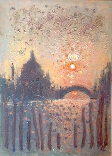 Venice remembered 25cmx18cm