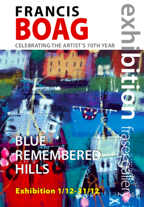 blue rememebered hills – poster 02
