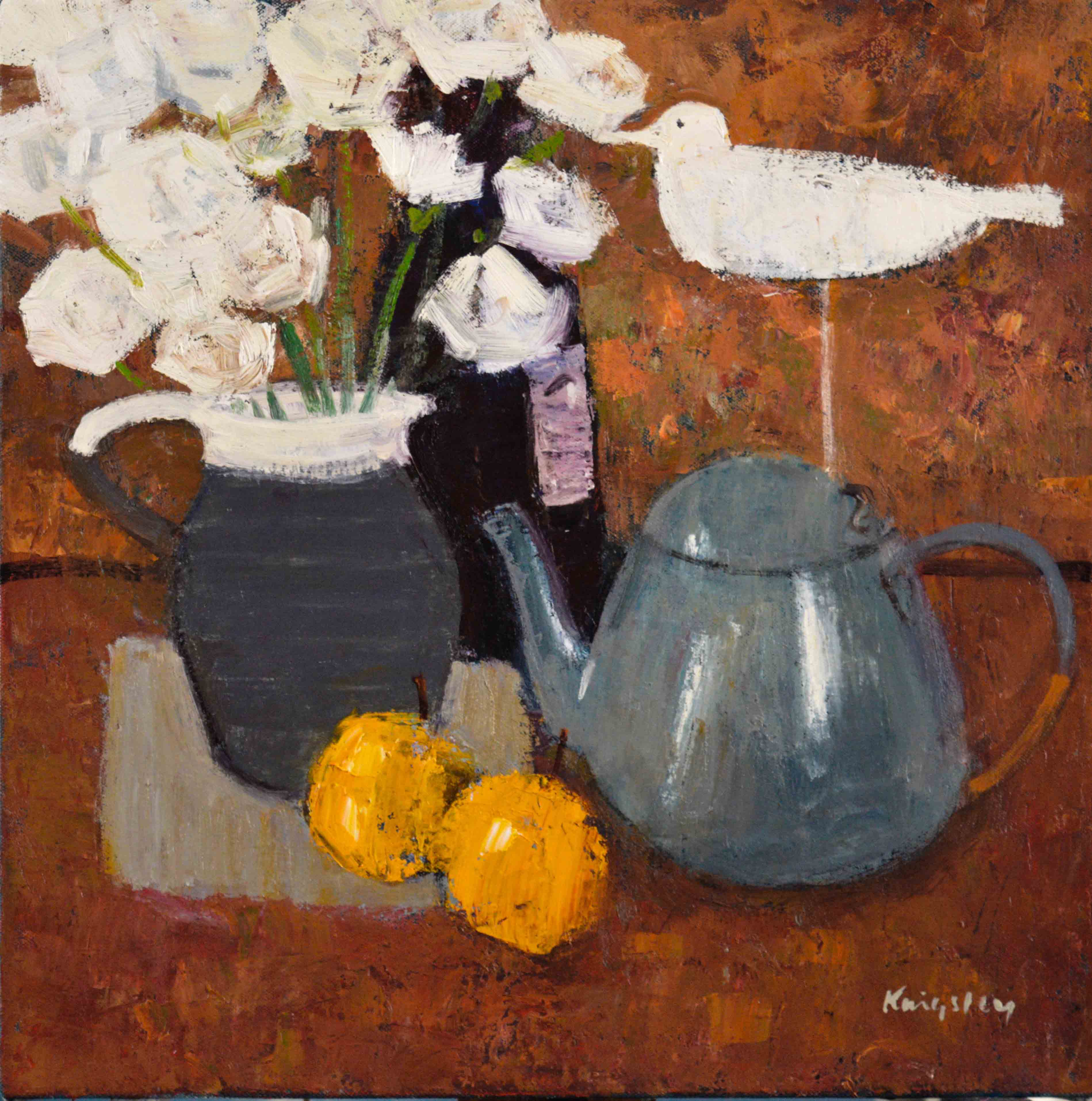 main—Still-Life-with-Teapot-and-Roses-16×16