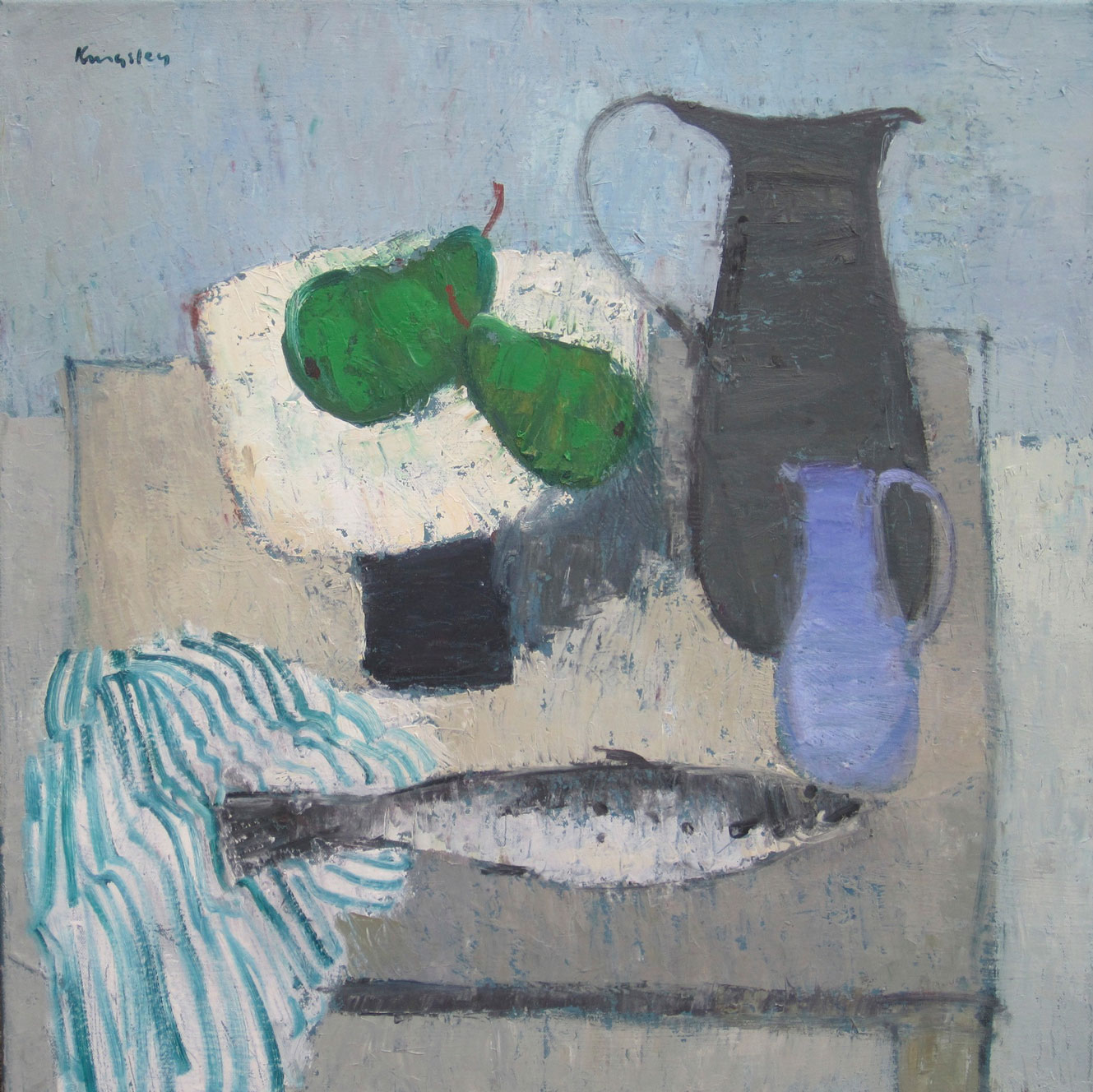 Still-Life-with-Fish-and-Striped-Cloth-22×22—main