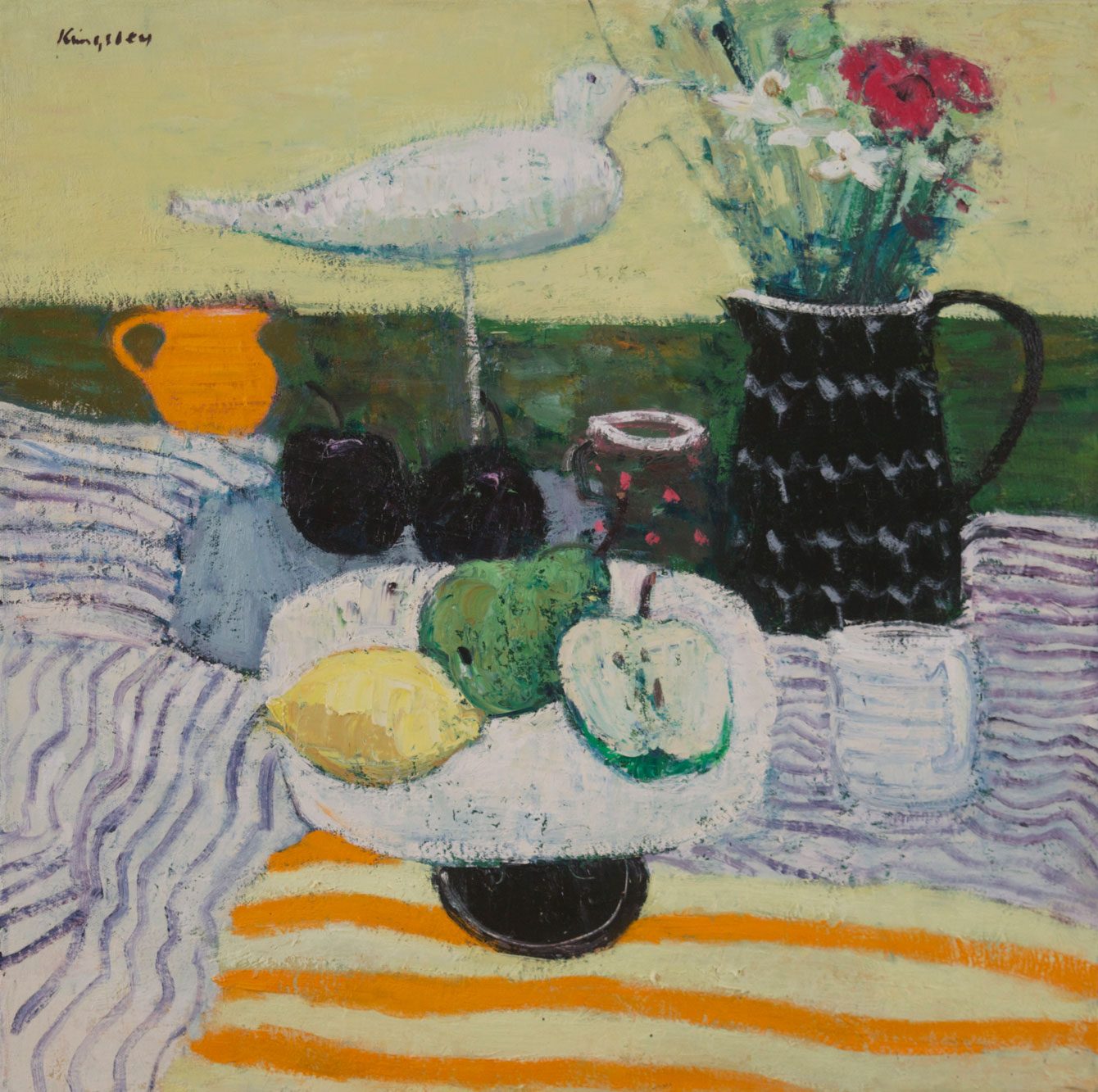 still-life-with-bird-fruit-and-striped-cloth-main