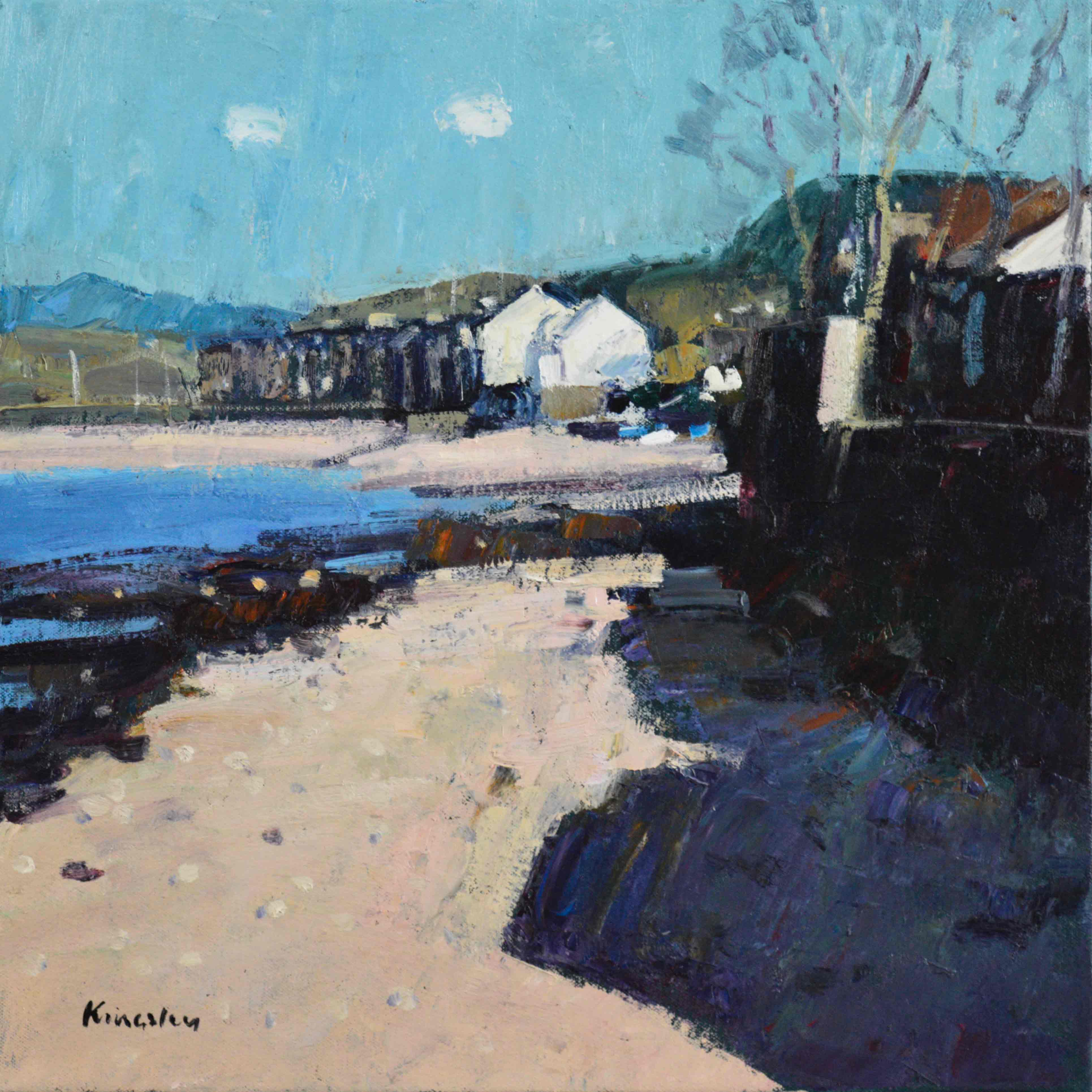 main—Beach-at-Fairlie,-Ayrshire-16×16