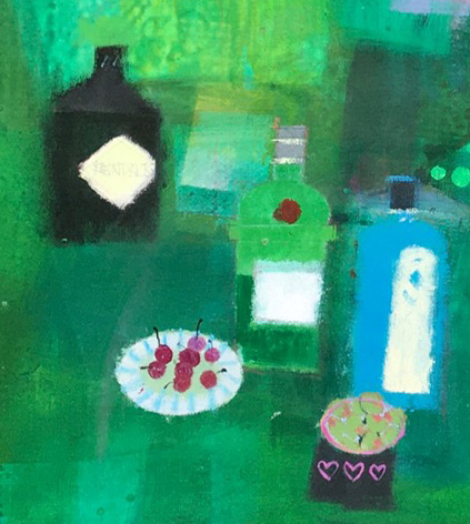 101108 – fruit, flowers and gin – Francis Boag – main